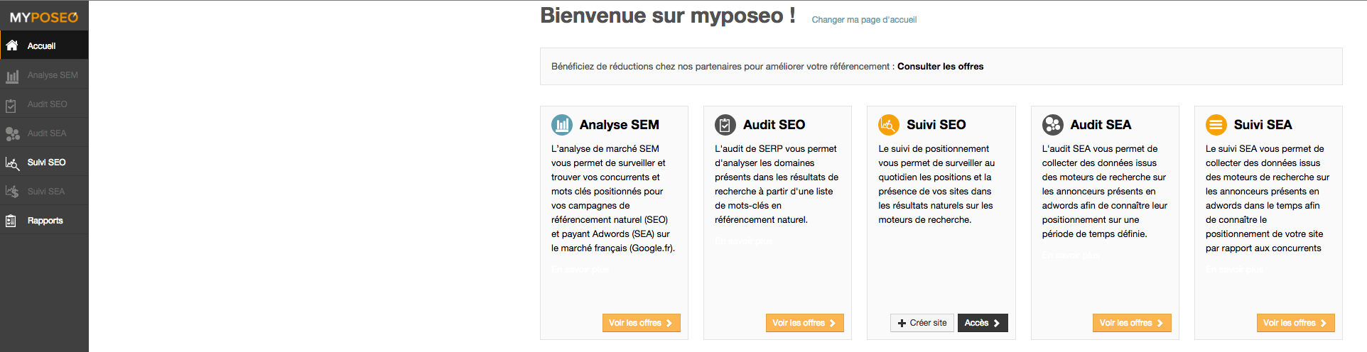outil seo positionnement myposeo