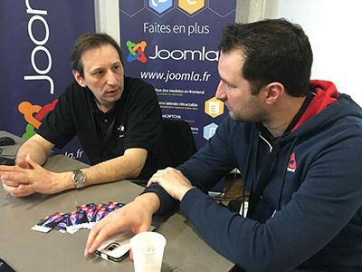 Discussion sur les avantages comparés de Joomla! et WordPress à AgoraCMS 2016